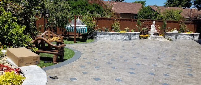 Sam S Concrete And Landscaping